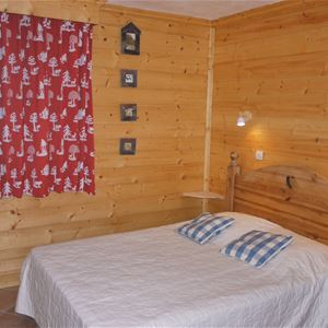 2 rooms 4 people ski-in ski-out / LE BELVEDERE (mountain of charm)