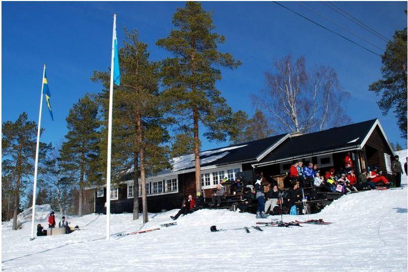 Ålidbergets skidanläggning