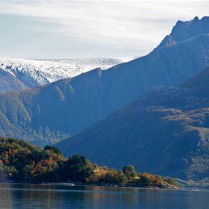 Glomfjord overnatting