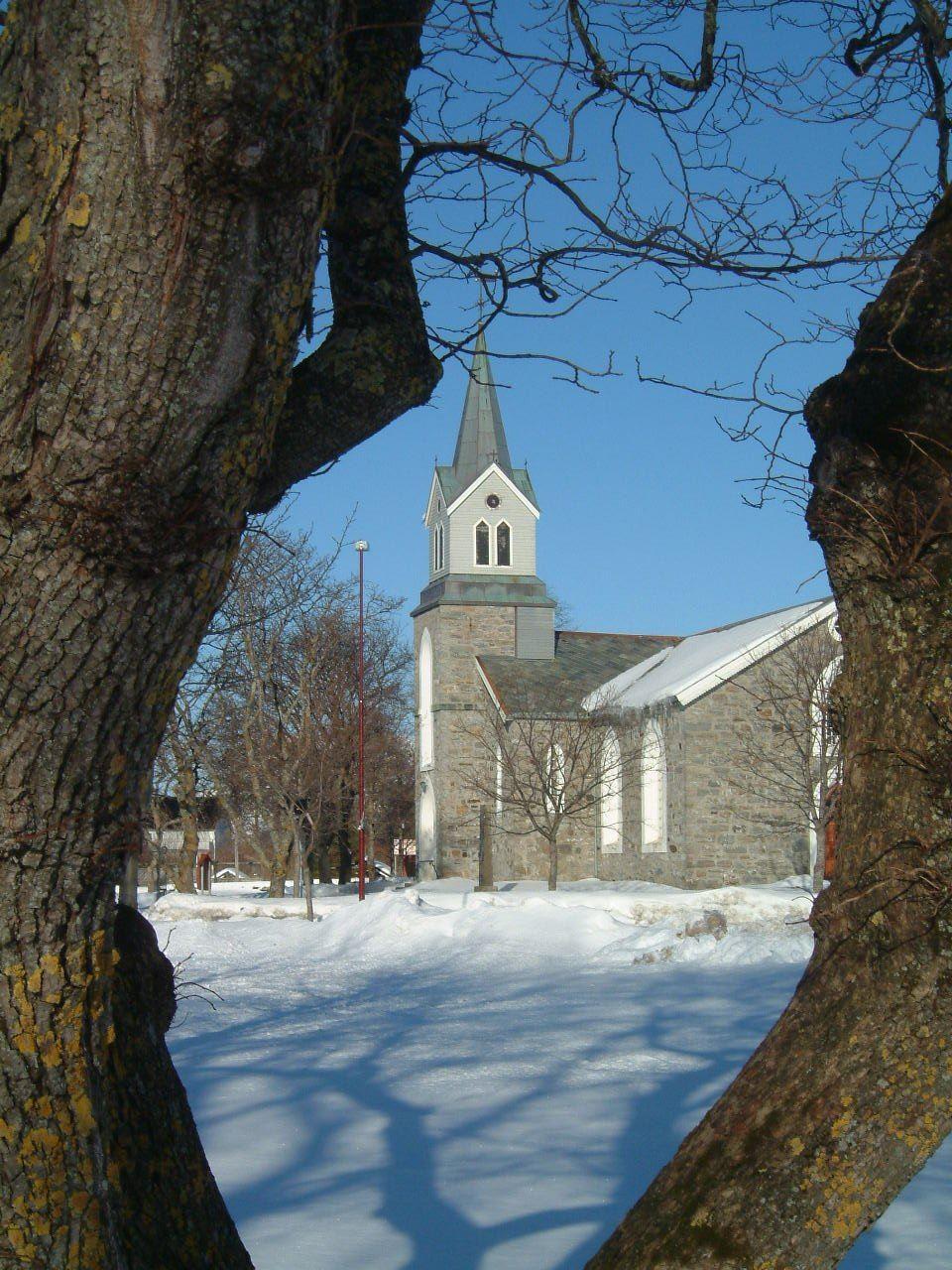 Magnar Solbakk,  © Magnar Solbakk, Brønnøy Kirke