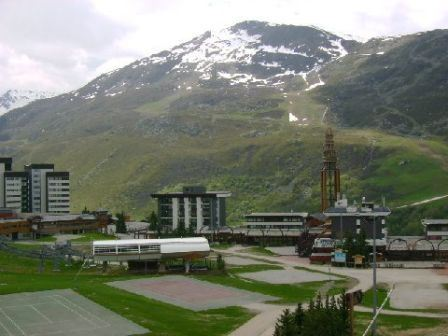 2 Pers Studio ski-in ski-out / DORONS 1206