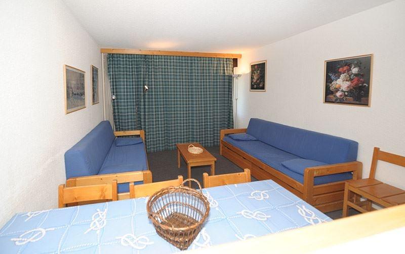 2 Rooms 6 Pers ski-in ski-out / ARAVIS 115