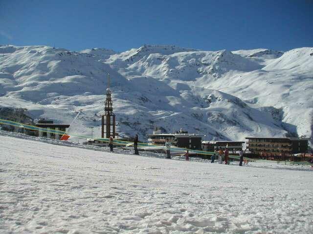 4 Pièces 8 Pers skis aux pieds / ARAVIS 120