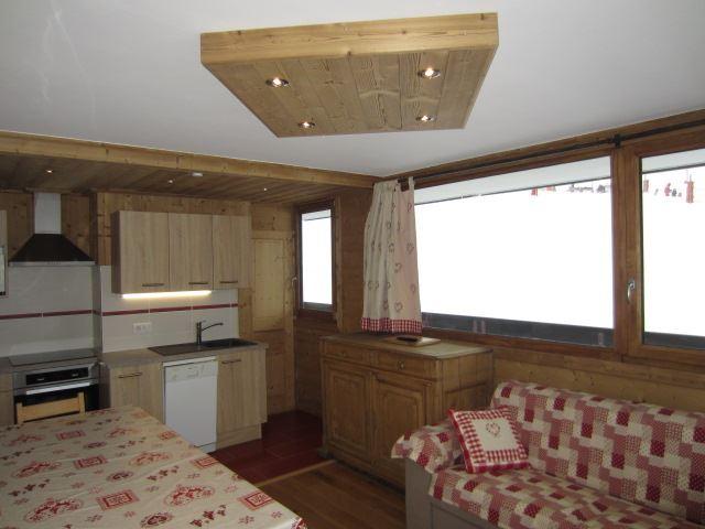 3 Rooms cabin 8 Pers ski-in ski-out / ARAVIS 620