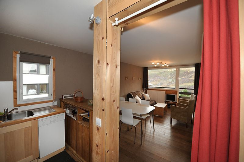 3 Rooms 8 Pers ski-in ski-out / BEAUFORTAIN 20