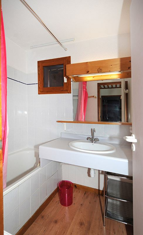 2 Rooms cabin 8 Pers ski-in ski-out / LES BALCONS D'OLYMPIE 532