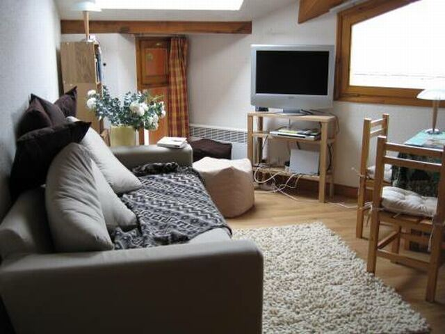 3 Rooms 6 Pers ski-in ski-out / BALCONS DE TOUGNETTE 28