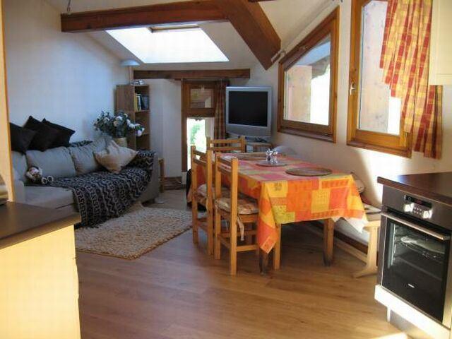 3 Rooms 6 Pers ski-in ski-out / BALCONS DE TOUGNETTE 28