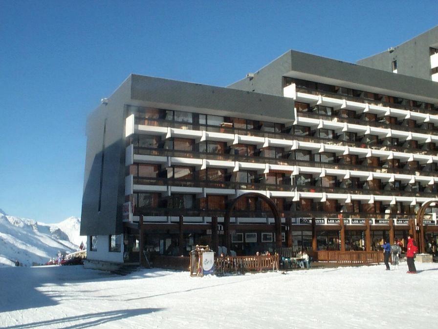 2 Pièces 5 Pers skis aux pieds / PECLET R04