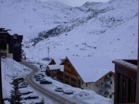 2 Rooms 4 Pers ski-in ski-out / SKI SOLEIL 2708