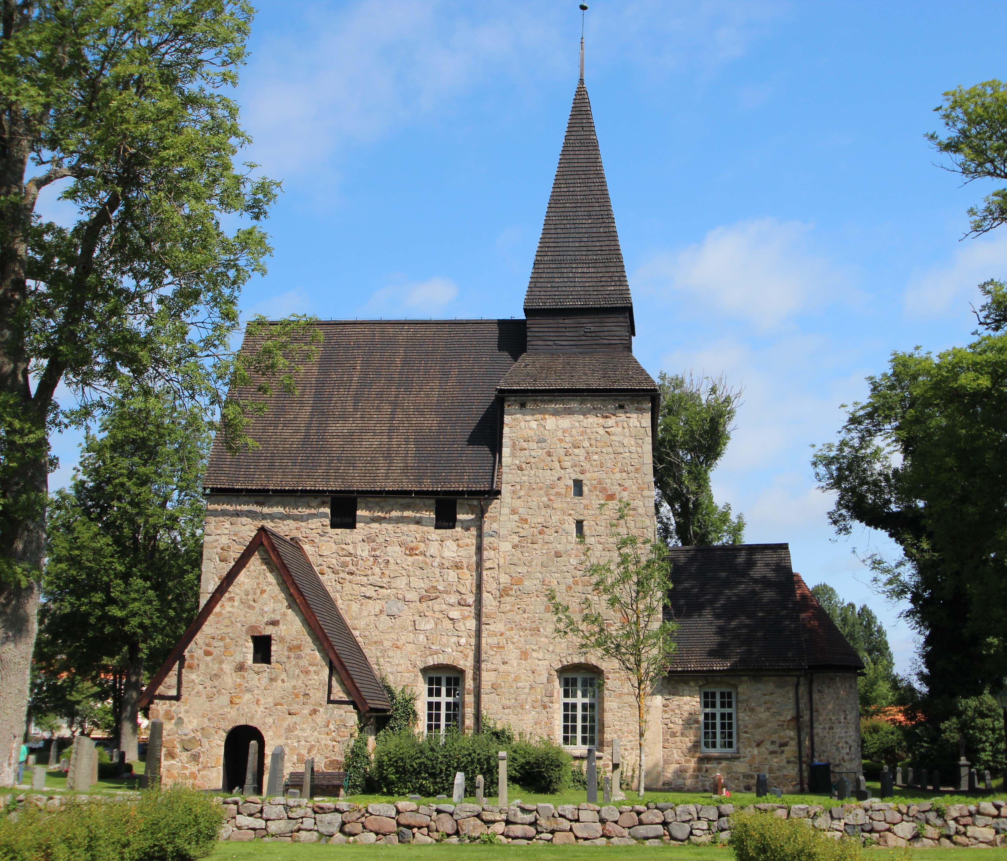 Hossmo church