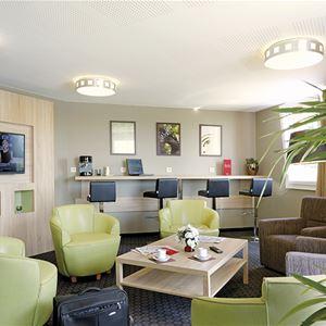 Park and Suites Elegance Reims