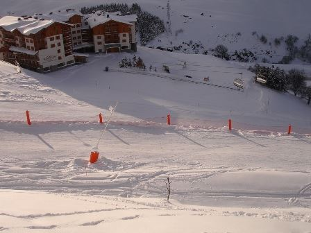 3 Rooms 4 Pers ski-in ski-out / BIELLAZ 5
