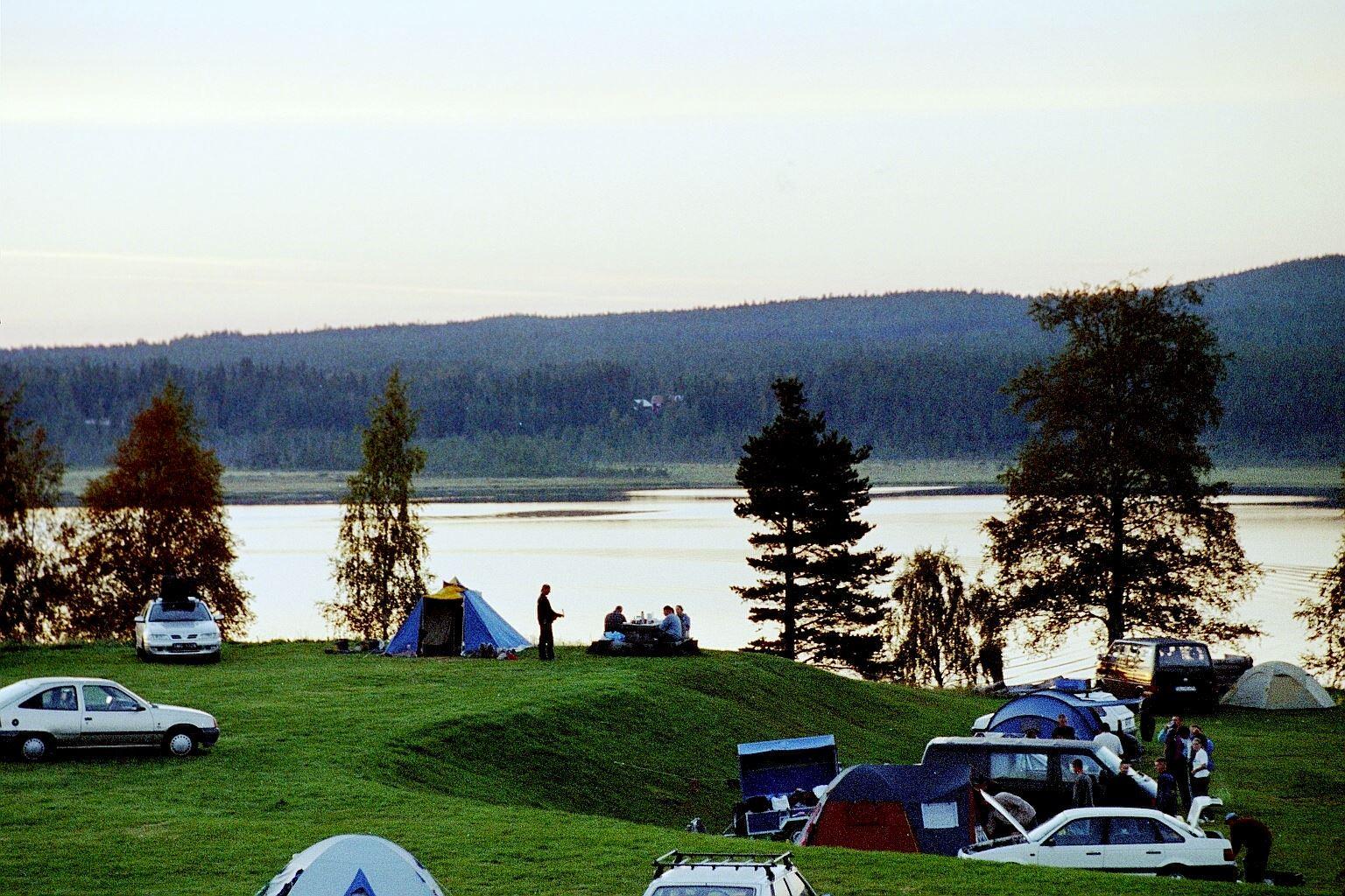 Särna Camping/Stugor
