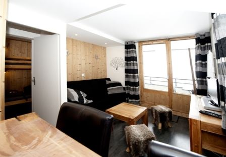 2 Rooms 4 Pers ski-in ski-out / BIELLAZ 25