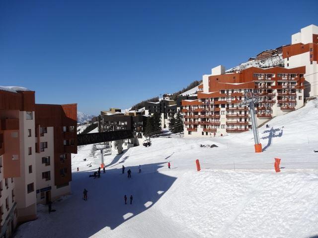 4 Pers Studio ski-in ski-out / CARLINES I 13