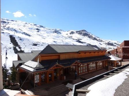 3 Pers Studio ski-in ski-out / CARLINES I 17