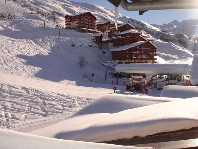 3 Rooms 6 Pers ski-in ski-out / OREE DES PISTES 39