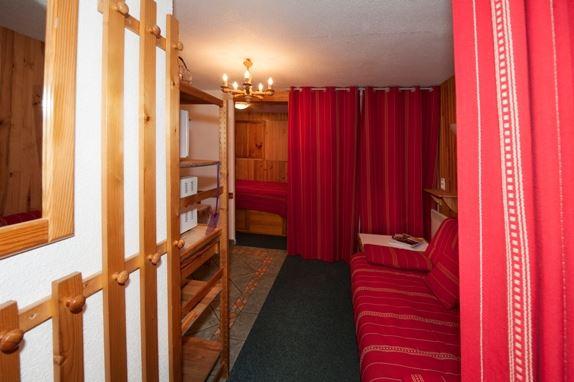 4 Pers Studio + cabin ski-in ski-out / SKI SOLEIL I 1011