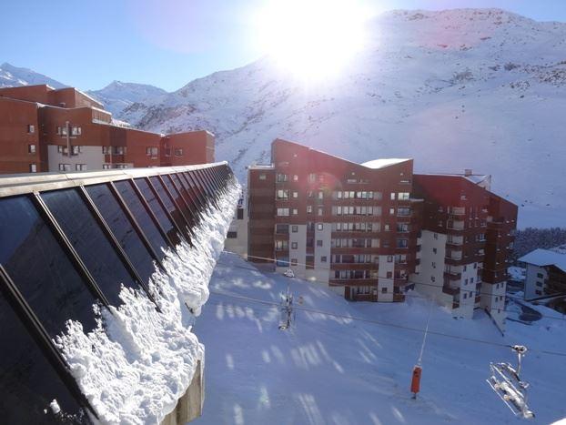 Studio cabine 5 Pers skis aux pieds / SORBIER 223