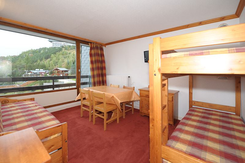 2 Rooms 4 Pers ski-in ski-out / CHAVIERE 228