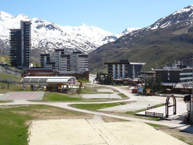 4 Pers Studio ski-in ski-out / CHAVIERE 616