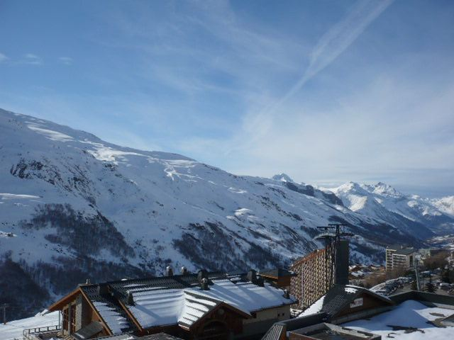 Studio 3 Pers skis aux pieds / CHAVIERE 633