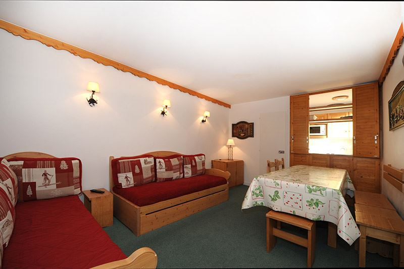 3 Rooms 8 Pers ski-in ski-out / CHAVIERE 725