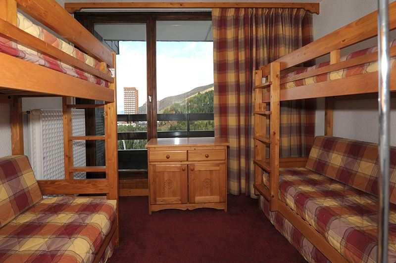 3 Rooms 6 Pers ski-in ski-out / CHAVIERE 825