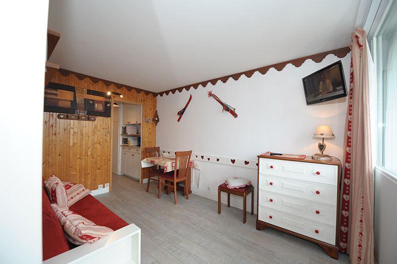 Studio 2 Pers skis aux pieds / LES CHARMETTES 513