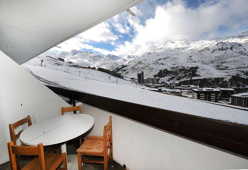 4 Pers Studio ski-in ski-out / COTE BRUNE 212