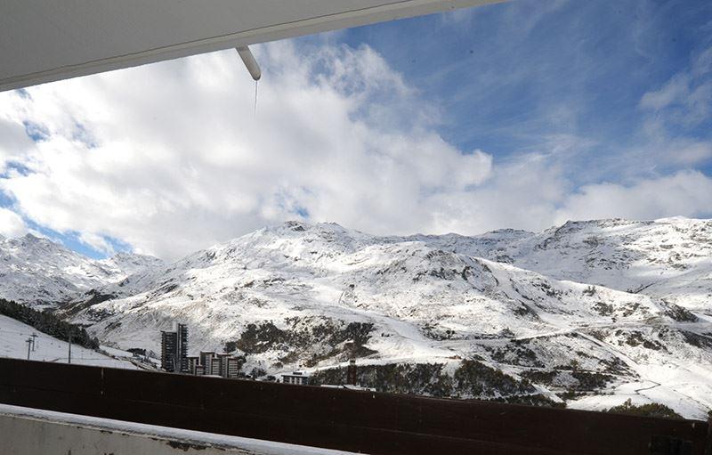 Studio 4 Pers skis aux pieds / COTE BRUNE 213