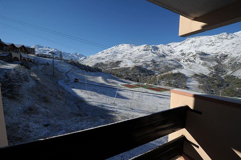 Studio 3 Pers ski aux pieds / CARON 617