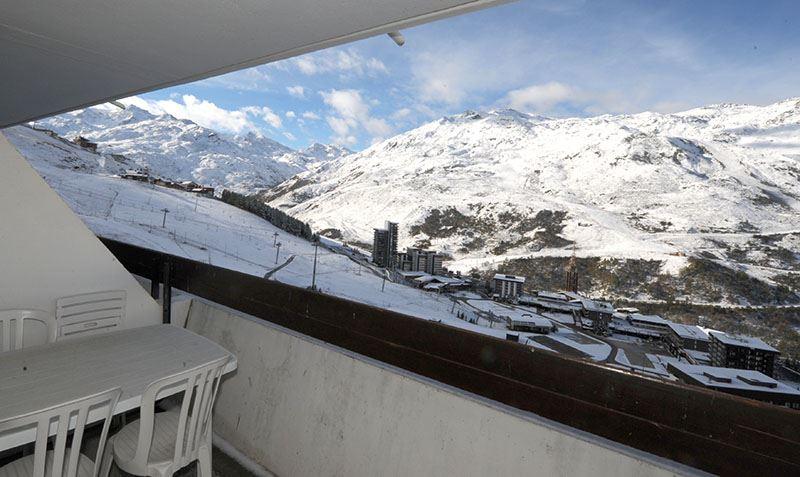 2 Pièces 5 Pers skis aux pieds / DANCHET 925