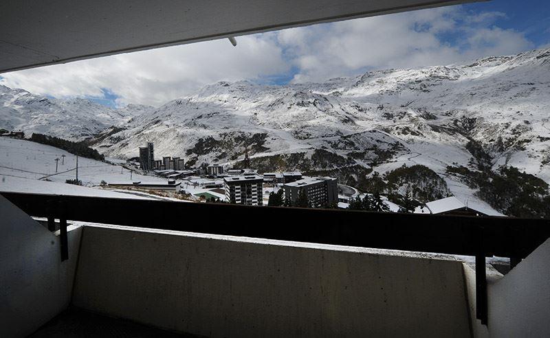 2 Pièces 5 Pers skis aux pieds / EVONS 303