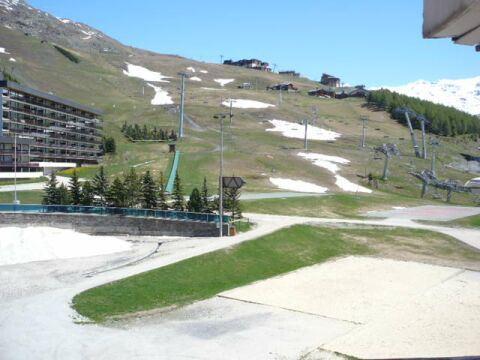 4 Pers Studio ski-in ski-out / LAC DU LOU 508