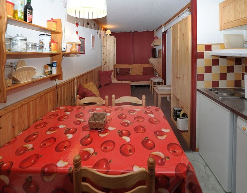 2 Rooms 4 Pers 150m from the slopes / MEDIAN 521