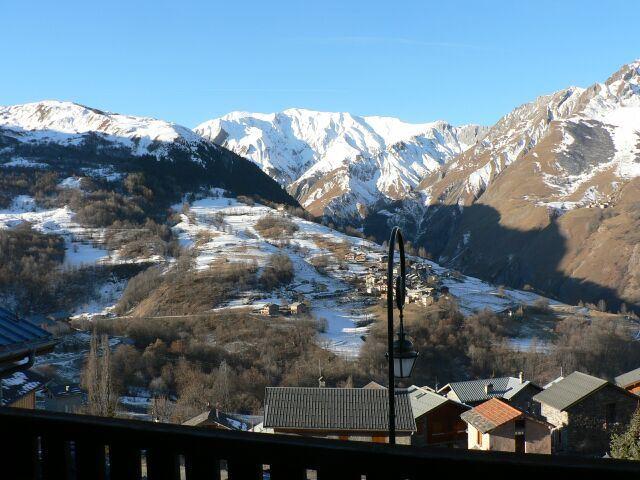 4 Pièces 6 Pers skis aux pieds / BALCONS DE TOUGNETTE 7