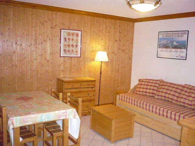 2 Rooms cabin 6 Pers ski-in ski-out BALCONS DE TOUGNETTE 21