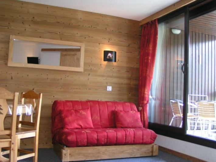 2 Rooms 5 Pers ski-in ski-out / ARMOISE 67