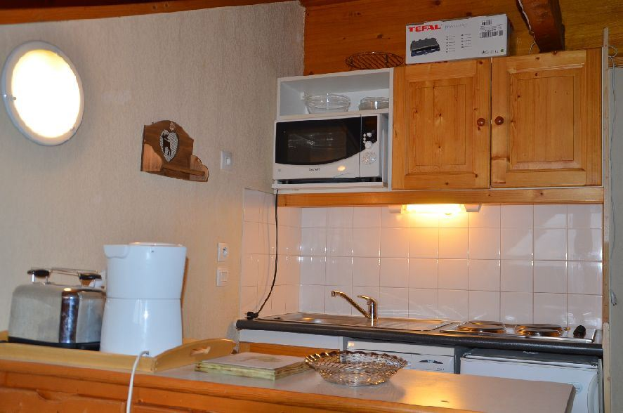 3 Rooms 6 Persons ski-in ski-out / VALMONT 1112
