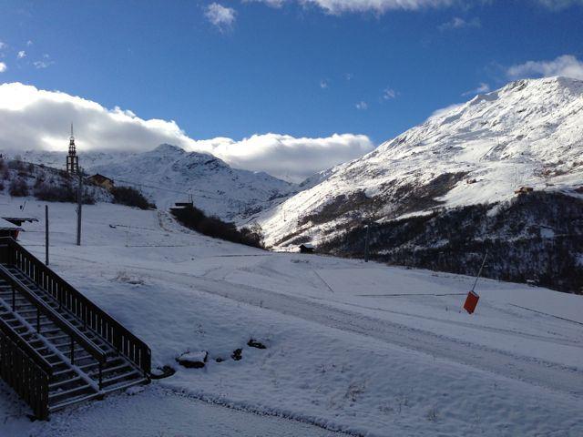 Studio cabin 4 Pers ski-in ski-out / VILLARET 114