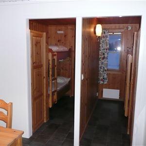 Stuga (4 bäddar, 22 m², WC/dusch), nr 16