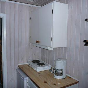 Stuga (4 bäddar, 15 m², ej WC/dusch), nr 03