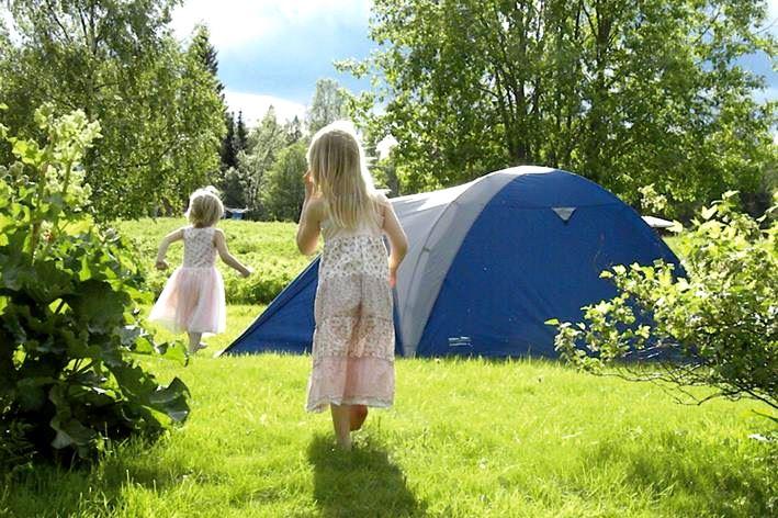 Arctic Camp Jokkmokk/Camping