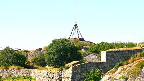 Guided tour Kastellet (citadell)