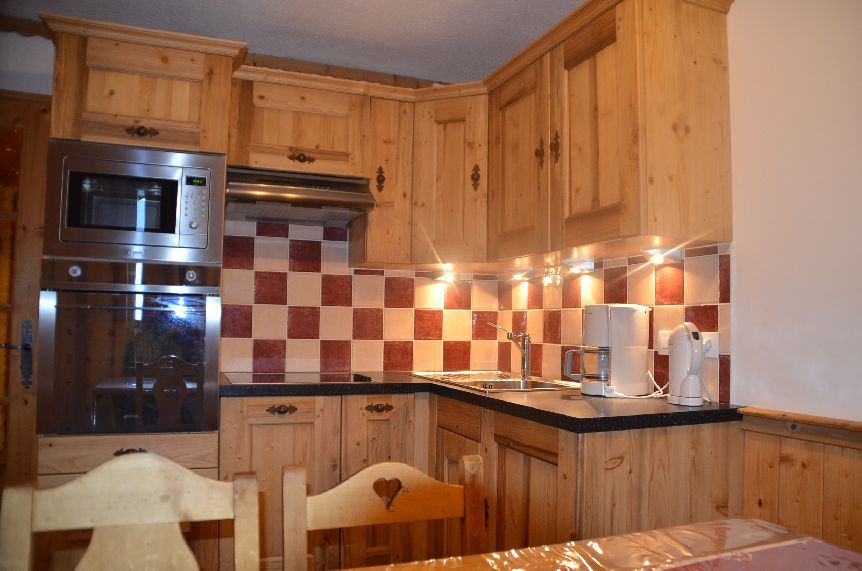 2 Rooms 4 Pers ski-in ski-out / COURMAYEUR 322