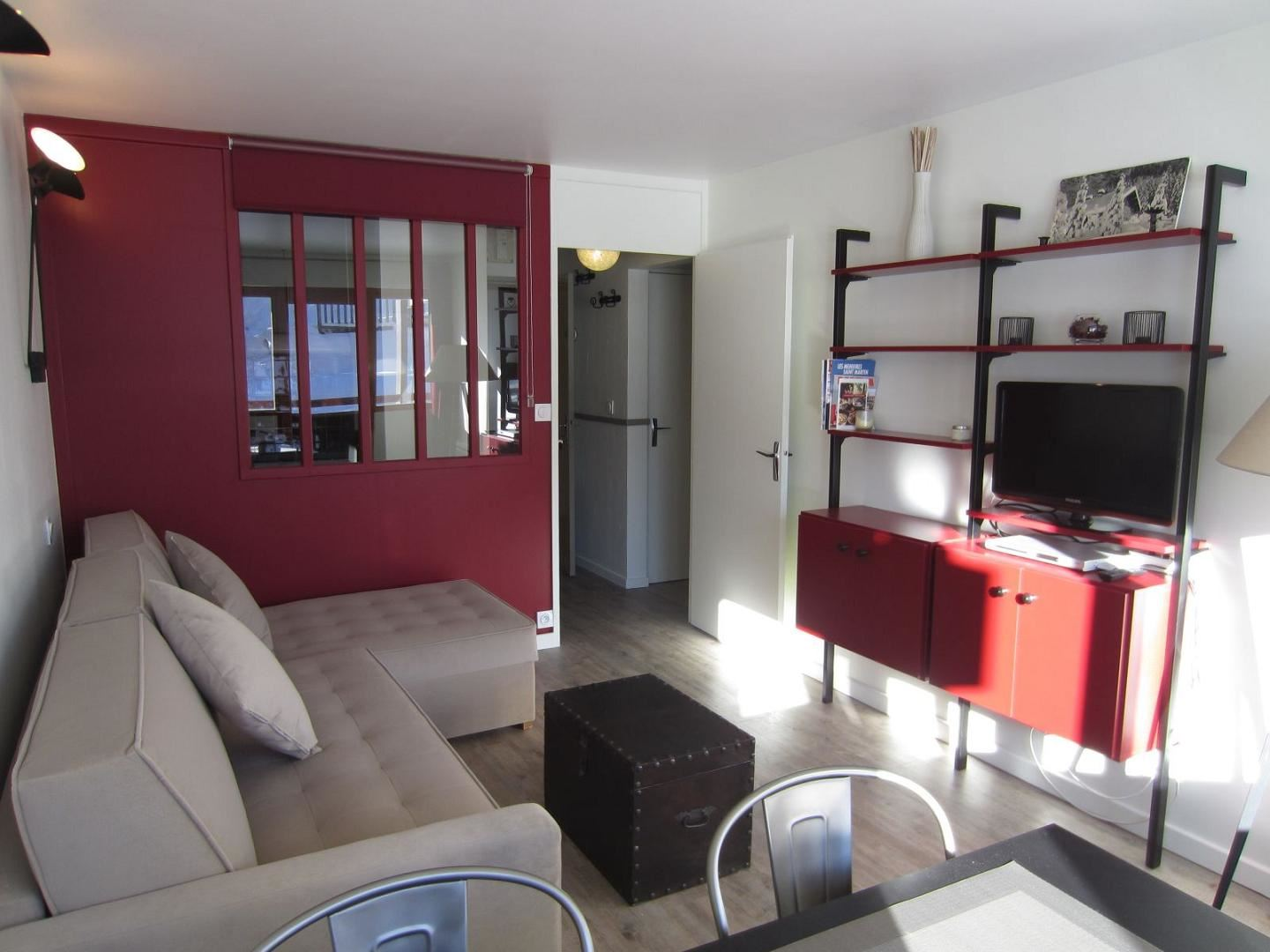 2 Rooms 5 Pers ski-in ski-out / BURONS 7