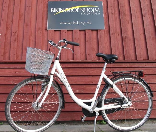 Bornholms Cykeludelejning