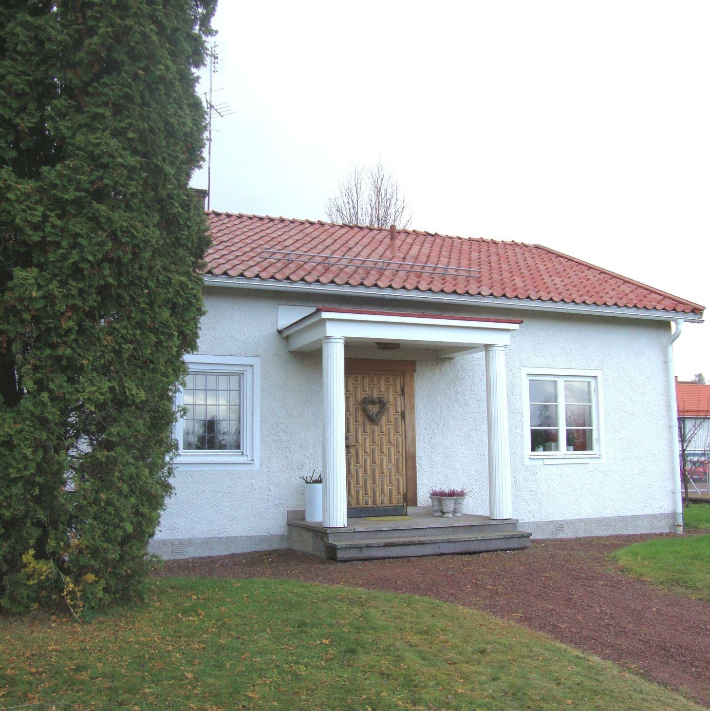 Privathus Business M14B Godsvägen, Mora